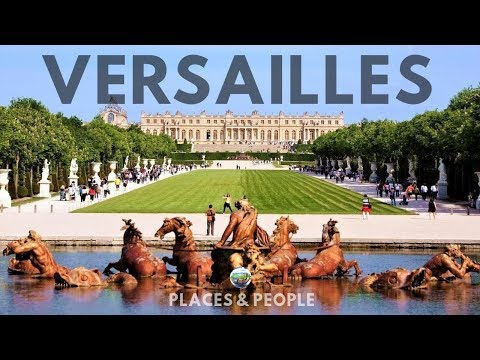 Discover PALACE OF VERSAILLES   HD