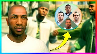 "8 Easter Eggs That Proves Carl ""CJ"" Johnson Is STILL ALIVE In GTA 5 & Living In Los Santos!"