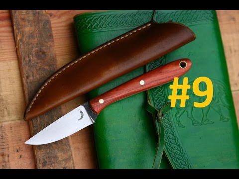 #9 Trollsky knifemaking Vlog - GIVEAWAY and Q&A