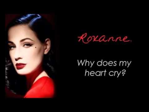 Moulin Rouge! El Tango de Roxanne  Lyrics