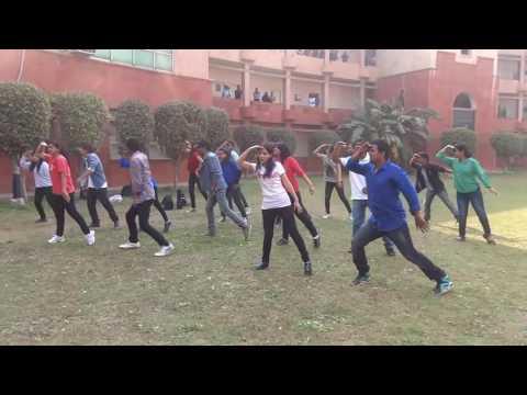 NIT Delhi Flash Mob