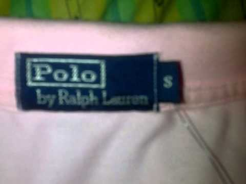 Ralph Polo Vs Lauren Fake Real Unboxing W9H2DEI