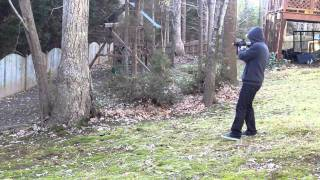 backyard airsoft war cyma ak47 tactical ris jg m4 cqb r