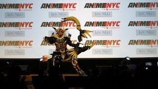 Anime NYC 2018 - Cosplay Masquerade Contest (Part 2 of 2) (4K @ 60fps)