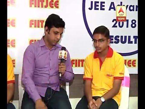State IIT-JEE toppers Exclusive chat with ABP Ananda