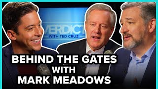 Behind the Gates with White House Chief of Staff Mark Meadows | Ep. 31