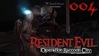 Fr3aky & Braini zocken Resident Evil: Operation Racoon City - 4 - Sprengstoff Zombies