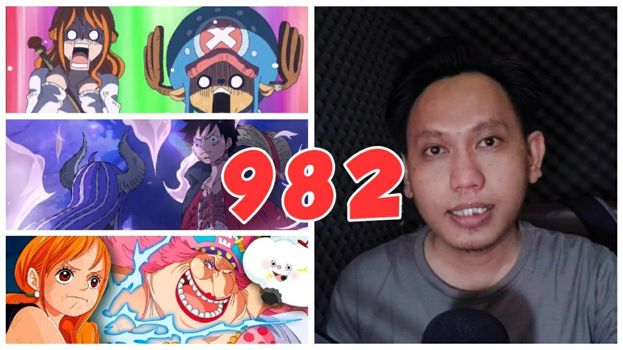 One Piece 982 - Luffy Ketemu Ulti | Big Mom Menggila | Momonosuke Terancam