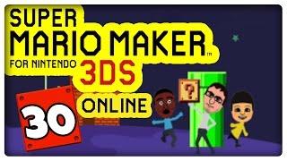 SUPER MARIO MAKER 3DS Part 30: Abgespeckter Online-Mode mit gefühltem Qualitätsfilter [ENDE]