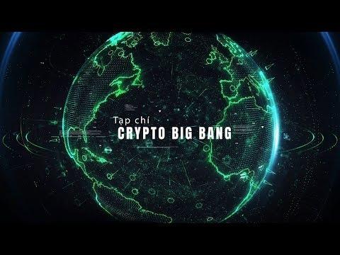 Tạp chí cuối năm 2017: CRYPTO BIG BANG
