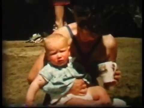 Sunshine Bovisand Beach Devon (Plymouth 1961 - Edwards family film)