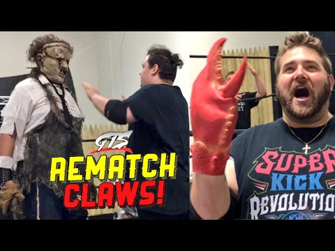 DUMBEST CHALLENGE EVER! REMATCH CLAWS! GTS TAG TEAM CHAMPIONSHIP CRINGE CARNIVAL GONE WRONG!