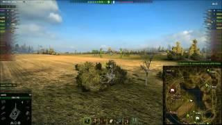 Scouting 10 - T71 - Malinovka Standard Battle
