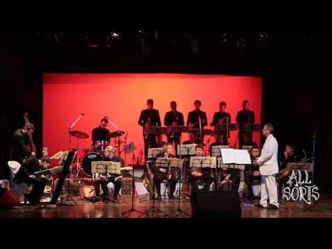 Bujazzo || German Jazz Orchestra 20th December 2016 || Ravindra Bhavan,Curchorem Goa