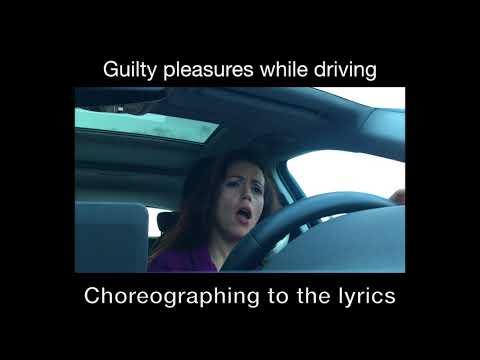 Guilty pleasures while driving - Carpool karaoke | The Reddish Owl