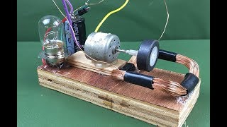 Download 100% Free energy self running machine generator using dc motor 2018 - Science New experiment Mp3 and Videos