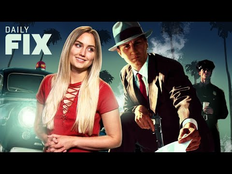 Nintendo Switch Gets Its First Rockstar Games Title - IGN Daily Fix