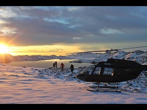 The Reykjavik Summit Helicopter Tour