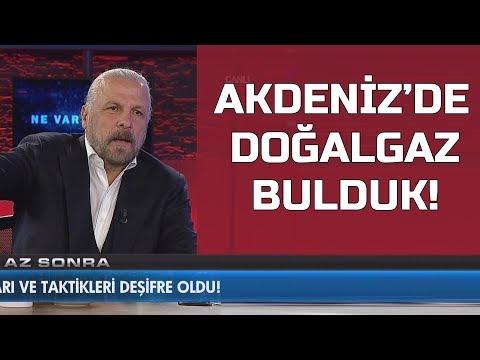 Mete Yarar müjdeyi verdi! Türkiye Akdeniz'de doğalgazı buldu! Peki bundan sonra ne olacak?