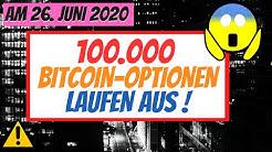 100000 BITCOIN OPTIONEN LAUFEN AUS! TOP Trader Peter Brandt: So viel  sollte man in BTC investieren!