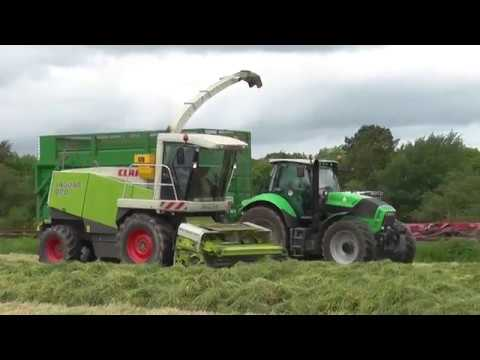 Silage 2017 Dave Quirke Agri Contractor