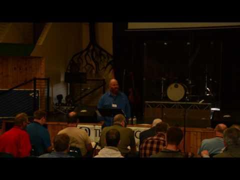 2017 MEN'S DISCIPLESHIP CONFERENCE - Sunday Morning