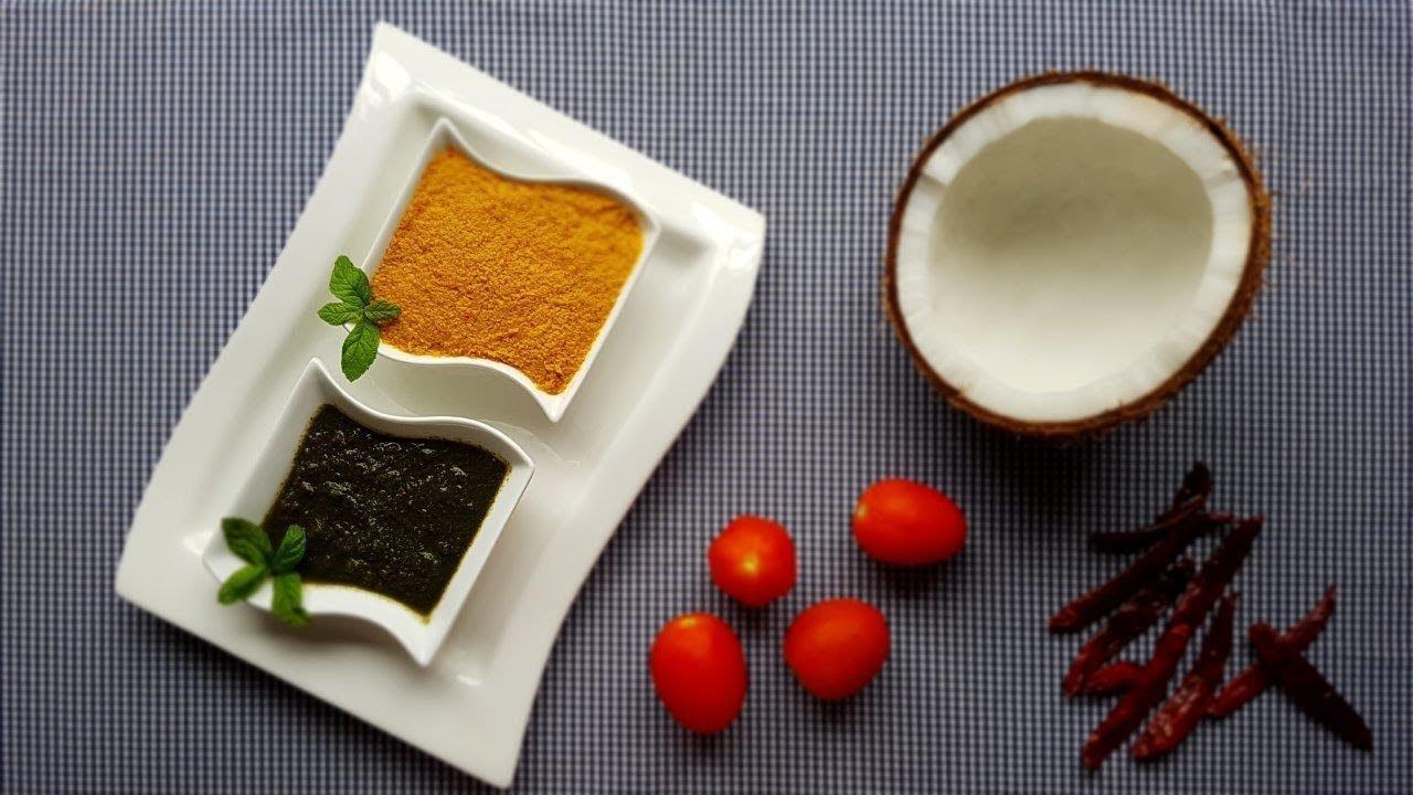 2 Mauritian Chutney Recipes Fusion Cuisine Youtube
