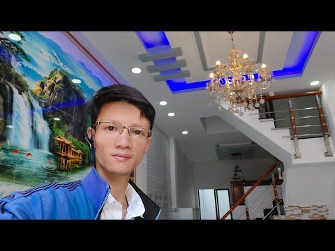 Livestream Bán Nhà Mới Xây Rất Đẹp Hẻm 4m Hưng Phú P10 Quận 8