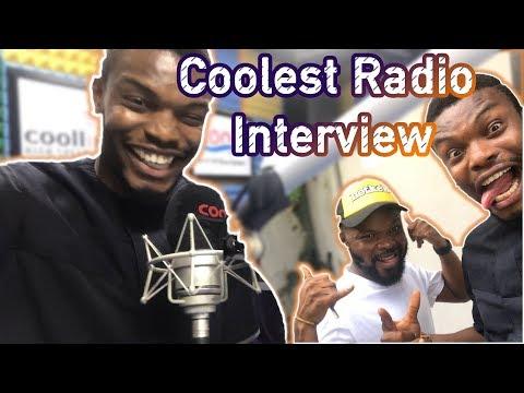 Cool FM Lagos Radio Feature & Meeting Nedu of Wazobia FM