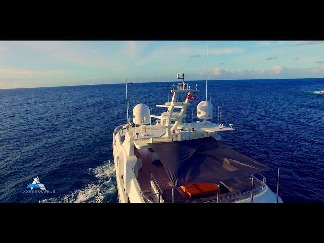 Axxess Marine | Arbema Yacht Antenna Installation Video