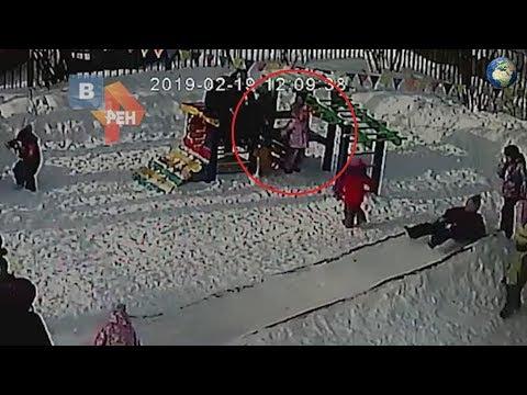 Девочка чуть не погибла во время прогулки в детсаду в Златоусте