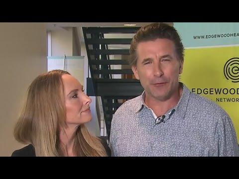 Billy Baldwin and Chynna Phillips talk mental health