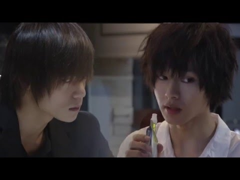 L x Light || Love the way you lie (Death note TV drama)