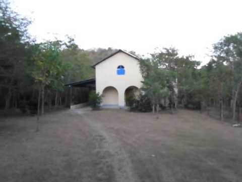 Nicaragua Off-grid property for sale! solar power house Large 2 story house #4