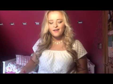Caitlyn Vanbeck - Hold My Hand (Jess Glyne)