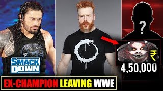 EX IC-CHAMP LEAVING WWE, Sheamus ROCKS Old Look, Fiend Title ₹4,50,000 Smackdown Ratings 29 Nov 2019