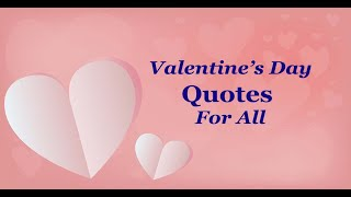 Best Valentines Day Quotes – Happy Valentines Day 2020 Messages And Wishes - Valentine's Day 2020
