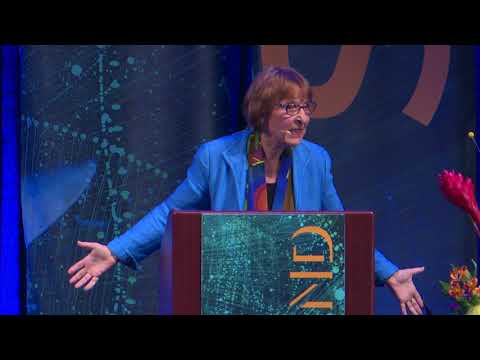 God Is A Fact About Ourselves: Nancy Abrams