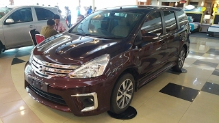 In Depth Tour Nissan Grand Livina 1.5 XV HWS M/T – Varian Baru Eksterior HWS Autech Interior XV