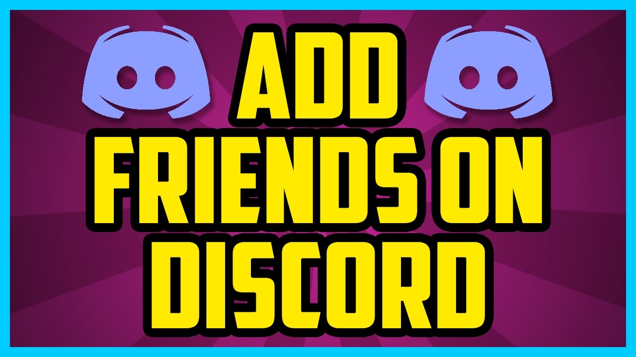 Add Friends Discord