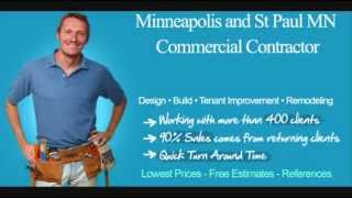 (best Prices) Minneapolis Mn Commercial Construction | St Paul Mn Contractors
