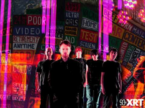 Radiohead - I Will. (No Man's Land.) Unmastered/Extended.wmv