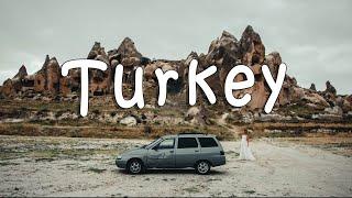 Из России в Турцию на старенькой Lada 2111. From Russia to Turkey in an old LADA 2111.