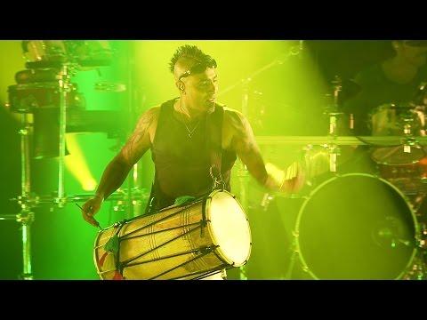 Afro Celt Sound System - Colossos @ Castlefest 2015