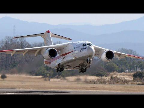 次期主力輸送機「C2」公開 圧倒的な航続距離と輸送力