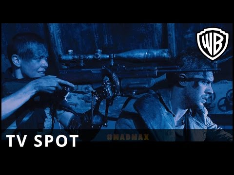 Mad Max: Fury Road - Retaliate - Official Warner Bros. UK