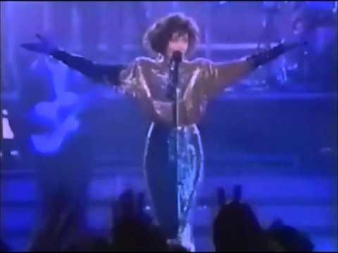 Whitney Houston - All The Man That I Need - SPEECH