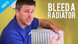 How To Easily Blęed A Radiator
