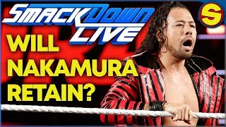 🔴  WWE SMACKDOWN LIVE EXTREME-RULES FALLOUT SHOW! 🔴