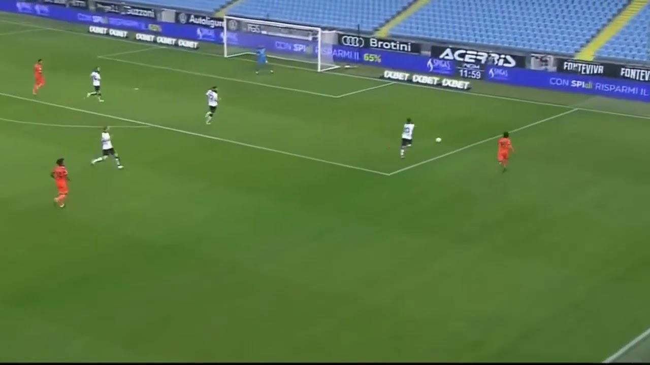 Juventus Vs Spezia 4 1 Serie A Full Match Youtube